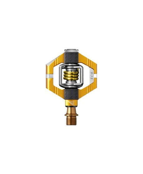 Pedale Crankbrothers Candy 11 Gold/Gold Spring