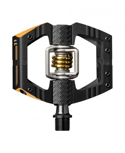 Pedale Crankbrothers Mallet E 11 Black/Gold