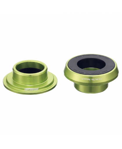 Adattatore FSA C'DALE PRESS FIT BB30/24 BB Road reducer Green EL213