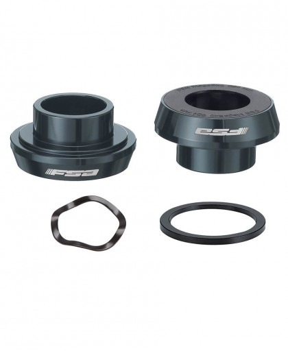 Adattatore FSA PF30 24 MTB reducer 68mm M/Exo Blue/Grey