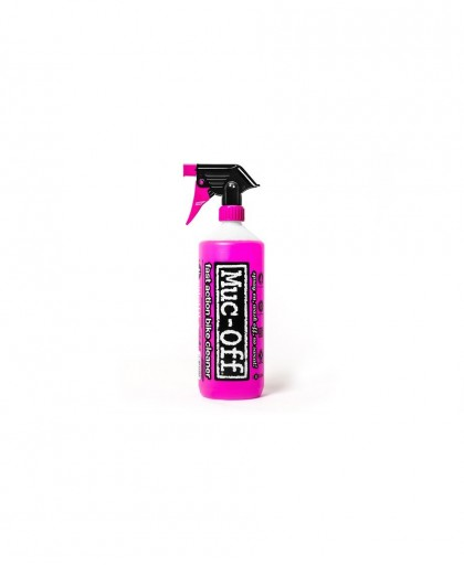 DETERGENTE MUC-OFF CYCLE CLEANER CON EROGATORE 1 LITRO
