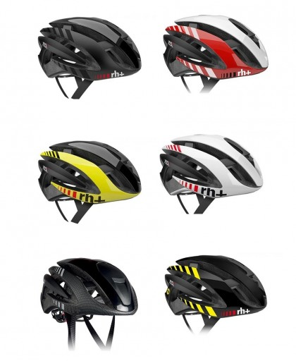 Casco Rh+ Z Alpha Powerlogic