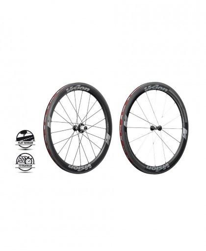 RUOTE VISION METRON 55 SL COPERTONCINO-TUBELESS READY