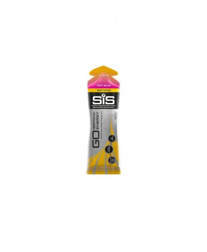 GEL ISOTONICO SIS GO ENERGY 60ML - MACEDONIA.