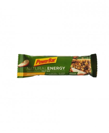 BARRETTA POWERBAR NATURAL ENERGY FRUIT BAR