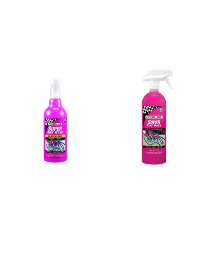 PULENTE FINISH LINE BIKE WASH