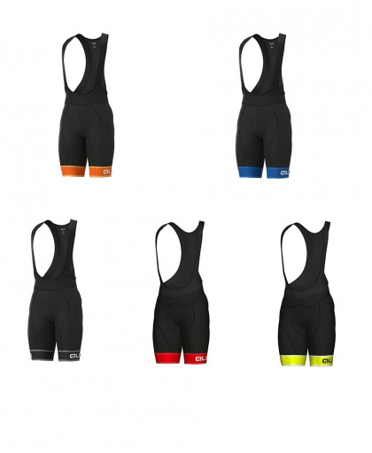 SALOPETTE ALE SELLA BIBSHORTS GRAPHICS PRR