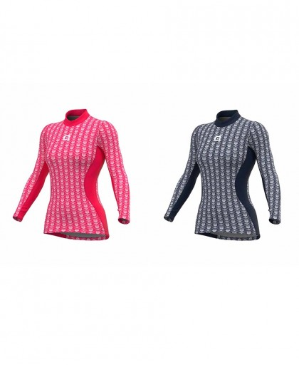 INTIMO INVERNALE DONNA ALE CUBES